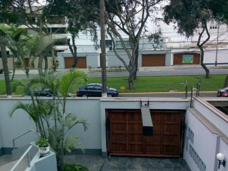 Alquilo Hermosa Casa 2do. Piso, 140 M2. 4 Hab/serv/cochera Lineal2/velasco Astete