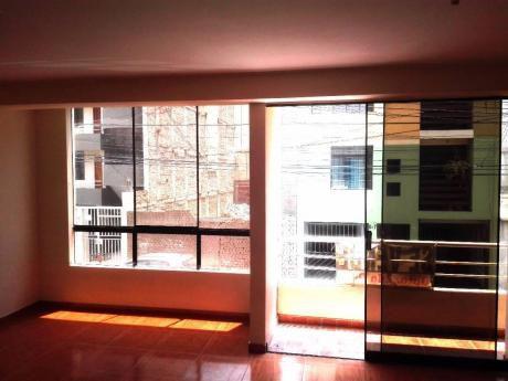 Exclusivo Departamento En 2 Piso A Una Cuadra De Real Plaza - Upao