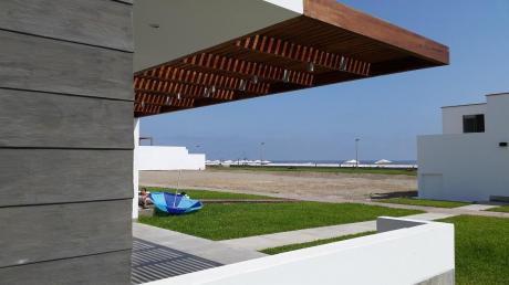 Alquiler Verano Casa De Playa 2da Fila Mejor Condominio Del Sur