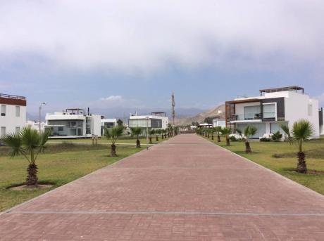 Terreno En Venta En Playa Chocalla, En Condominio Puesta Del Sol (92.5 Km)