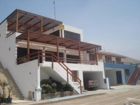Alquiler Casa De Playa Puerto Fiel