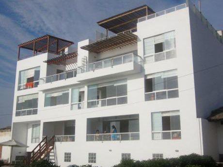 Alquiler Departamento En Punta Hermosa Con Vista Al Mar.