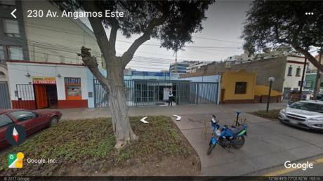 Local Comercial, Angamos Con Arequipa, Miraflores.