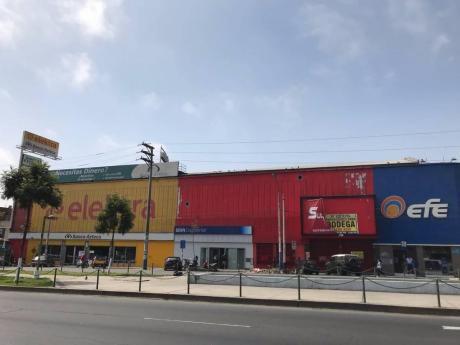 Local Comercial Av Peru Cuadra 21 - Smp