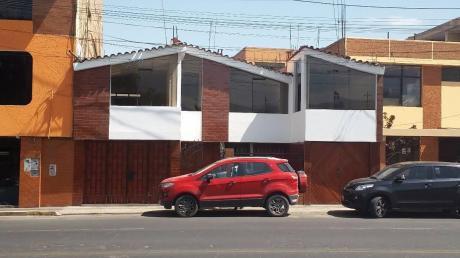 Alquilo Casa En Av Progreso