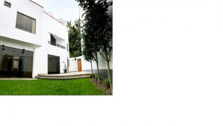 Vendo Casa En Excelente Estado En Surco