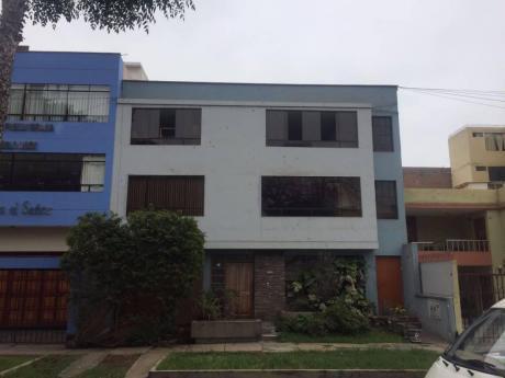 Lindo Duplex Frente Al Parque En Pueblo Libre