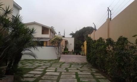 Vendo Linda Casa + Departamento En La Urb. El Sol De La Molina