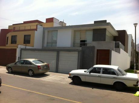 Vendo Linda Casa Urb El Remanso De La Molina