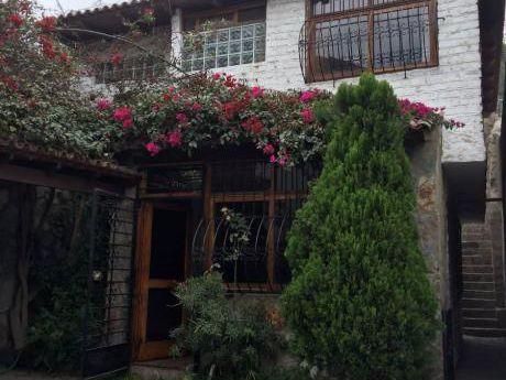 Vendo Linda Casa Rústica En El Sol De La Molina