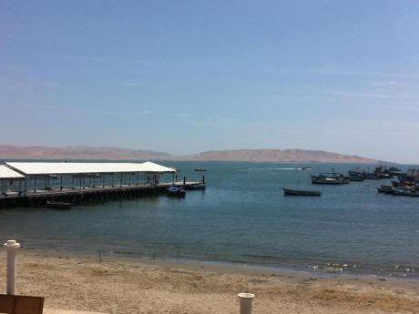 Vendo Precioso Terreno Frente A La Bahía De Paracas, De 3,026 M2.