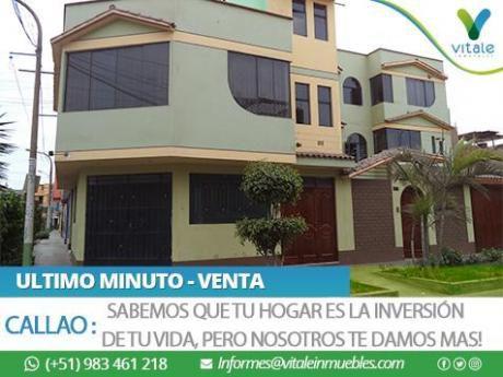 Casa + Dpto Independiente En Urb. Santa Rosa