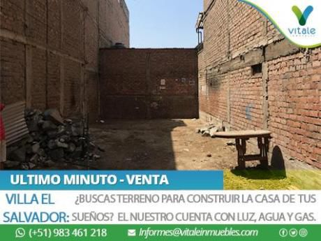 Terreno Residencial En Venta A Media Cuadra De Separadora Industrial