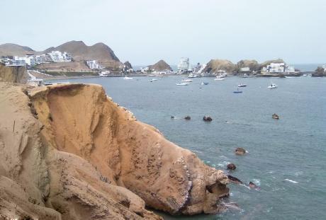 Terreno Playa En El Balneario De Santa María