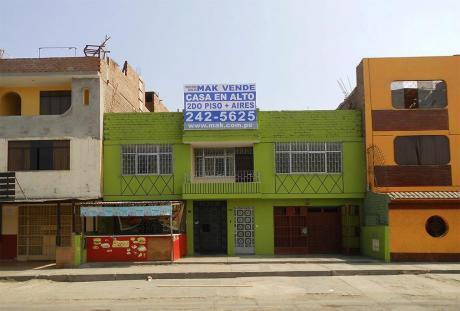 Casa En Altos (2do Piso Mas Aires) Av Universitaria