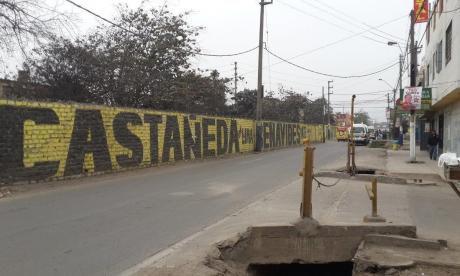 Venta De Local Industrial – Ate – 2 Frentes.