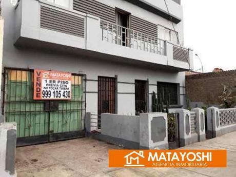 Vendo Casa Con Local Comercial, En La Perla. Alt. Cdra. 7 De Av Santa Rosa