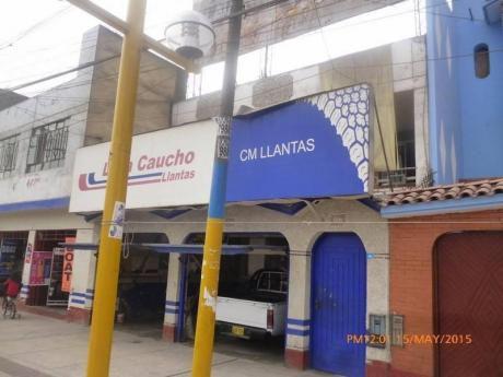 Alquilo Local Comercial, Urb. Zarate, San Juan De Lurigancho