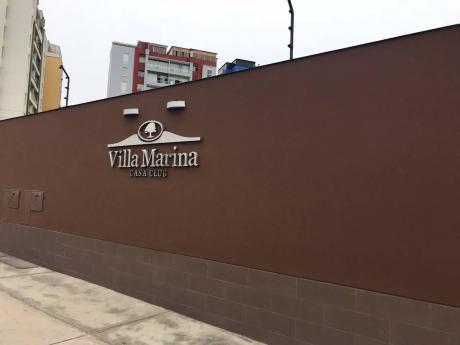 Vendo Lindo Departamento, Condominio Villa Marina Casa Club, San Miguel