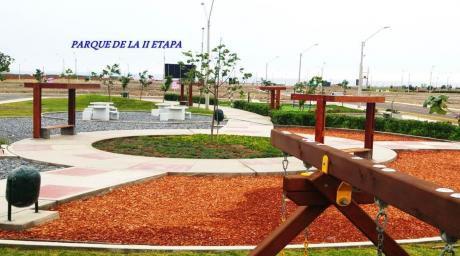 Terreno Param 3 Pisos + Azotea A Solo 3 Min Del Boulevard De Asia
