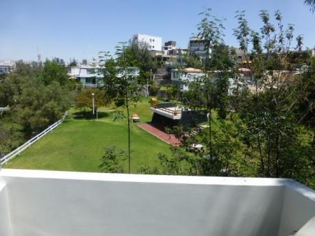 Vendo Linda Casa En Urb. El Bosque - Cayma