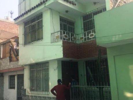 Vendo Casa En Zona Tranquila De San Juan De Lurigancho
