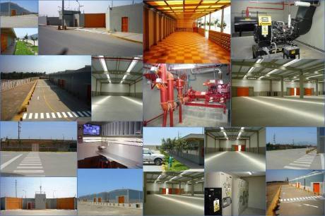 Alquilo Almacen Lista Para Uso, Centro Logistico Seguro En Lurin
