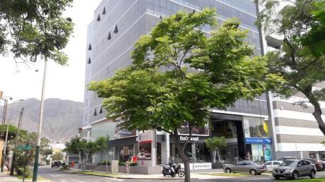 Oficina De Estreno En Nuevo Centro Empresarial En El Corazón De Surco Of 403