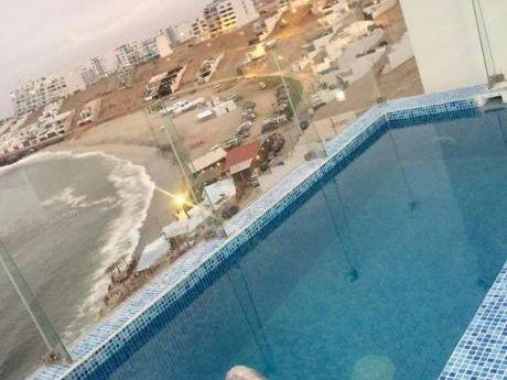 Se Vende Penthouse Amoblado En Playa