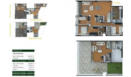 Excelente Duplex De Estreno En Miraflores