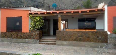 ¡linda Casa De Playa 180 M2 En 1era Fila En El Delfín De Bujama, Asia - Venta!
