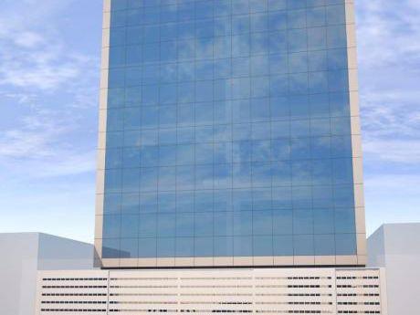 ¡moderno Edificio Oficinas 1,144 M2 San Borja Con Av San Luis - Alquiler!