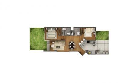 """Departamento 105 - Edificio """" Fanning 200"""" (barranco)"""