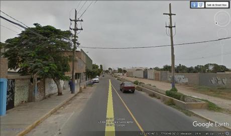 Venta De Terreno En Av Alameda San Marcos - Chorrillos