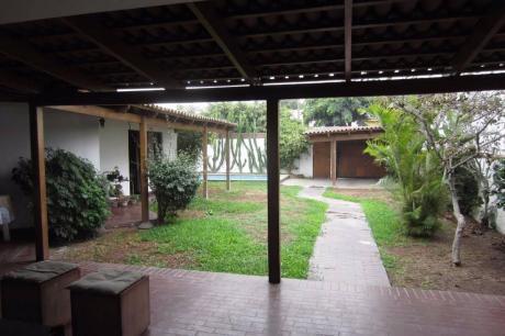 Casa En Venta Calle Los Cedros - La Molina Vieja