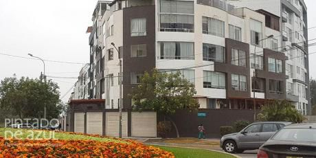 Venta Impecable Departamento Flat - Velasco Astete Cda 1 – San Borja