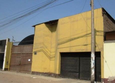 Planta Industrial En Villa El Salvador Bajo De Precio U$$985,000