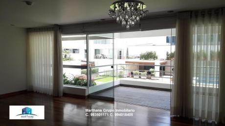 Alquilo Departamento En San Isidro - Av Santo Toribio
