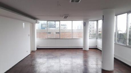 Alquilo Oficina En Miraflores - Av Pardo - 220 M2 Zonificacion CM