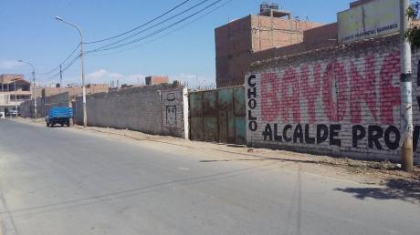 Venta Terreno En Barranca 1,758 M2 Cerca Mega Plaza Excelente Ubicacion