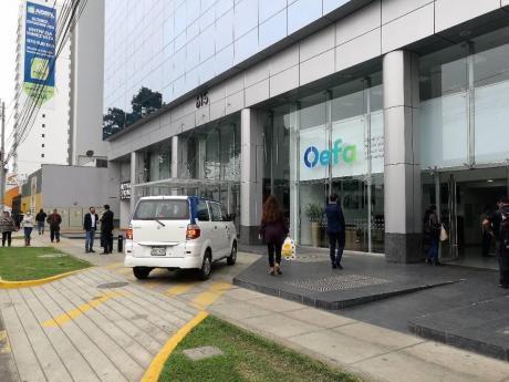 Oficina Implementada Centro Corporativo
