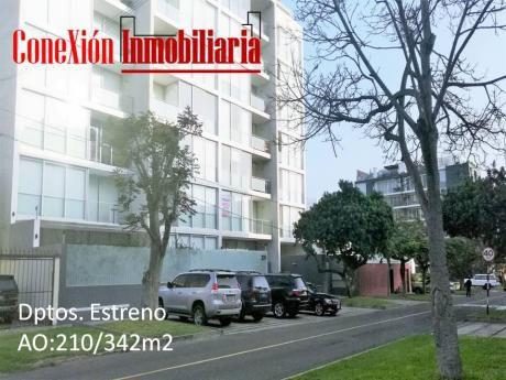 Dpto 342 M2 Tudela Y Varela Miraflores