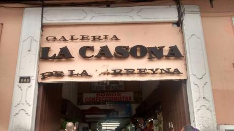 Dos Locales Comerciales En La Casona De La Virreyna