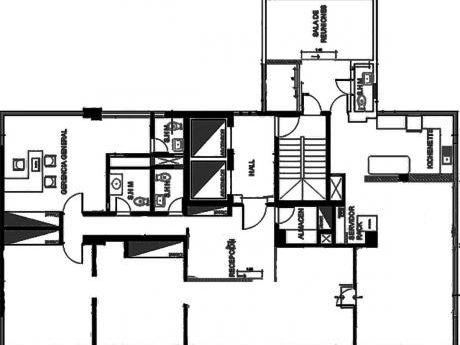 San Isidro, Zona Miguel Dasso, Alquiler Amplia Oficina