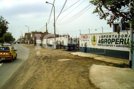 Terreno Comercial En Av Túpac Amaru