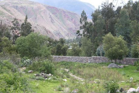 Vendo Terreno 13,118 M2 C/proyecto Arquitectónico Urubama - Cusco