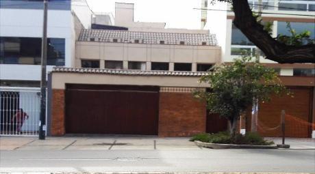 Alquiler/venta Casa Para Local Comercial - Av Caminos Del Inca - Surco