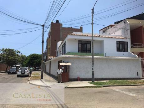 Alquiler Urb. San Andrés Casa / Local Comercial