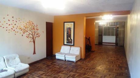 Alquiler Casa De 2 Pisos Av Prol. Javier Prado - Ate (zona Comercial) 164 M2