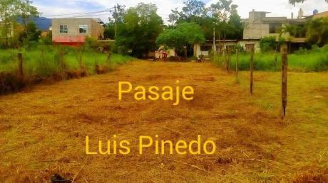 Excelente Terreno En Esquina En La Mejor Zona De Tarapoto